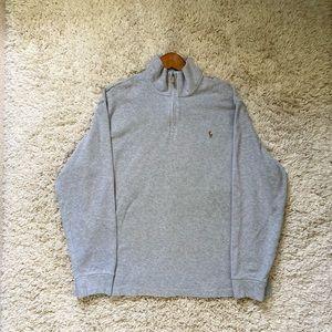 Mens Polo Ralph Lauren 1/4 Zip Fleece size XXL